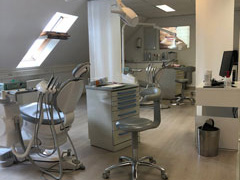 orthodontic practice in Nivelles