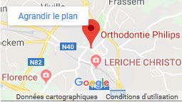 Orthodontics practice of Arlon Google Maps